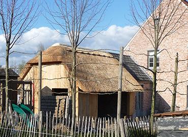 Rieten daken Raggers - Rietdekker met pure ambacht.