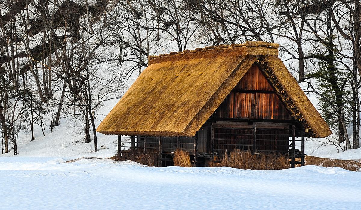 Isolation d 39 un toit de chaume chaumier raggers for Isolation d un toit